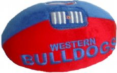 Western Bulldogs Plush Football