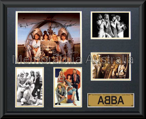 ABBA LE Montage Mat Framed