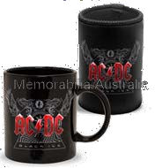 ACDC Black Ice Mug and Cooler