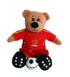 Adelaide United Beanie Bear