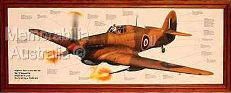Hawker Hurricane Aviation Print