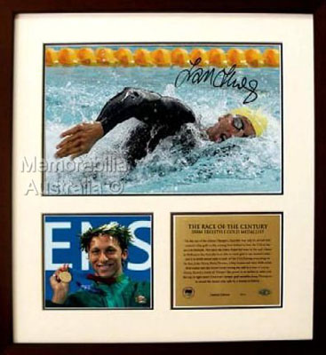 The Race of the Century - Ian Thorpe