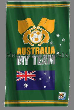 Australia My Team Cape Flag