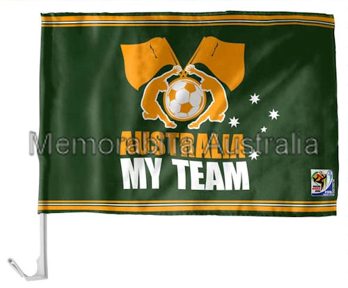 Australia My Team Car Flag
