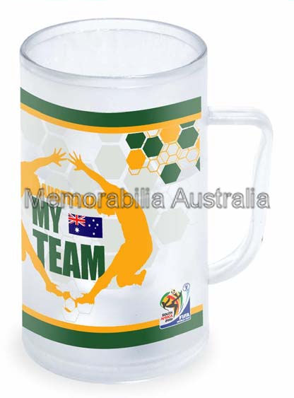 Australia FIFA World Cup Ezy Freeze Mug