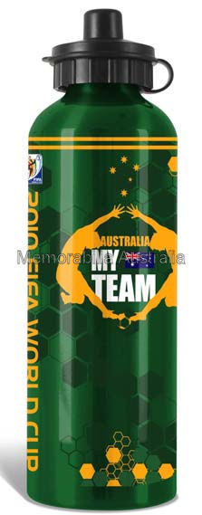 Australia My Team Water Bottle