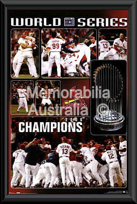 2006 World Series Champions Cardinals