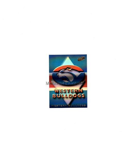 Bulldogs Logo AFL Holo