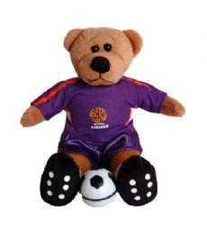 Perth Glory Beanie Bear