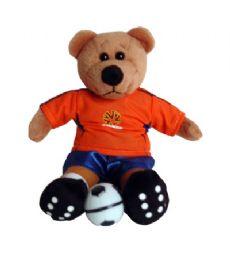 Queensland Roar Beanie Bear