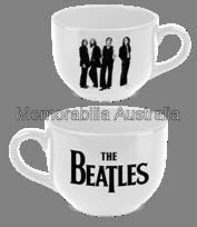 The Beatles Band Mega Mug