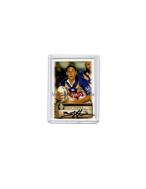 Billy Slater NRL 03 Sig