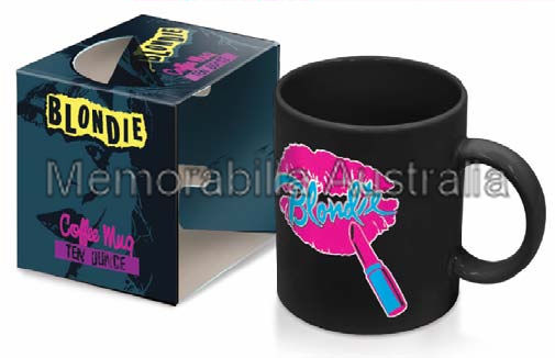 Blondie Lipstick Coffee Mug