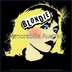 Blondie Deborah Harry Sticker