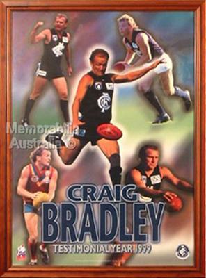 Craig Bradley Testimonial Print