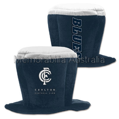 Carlton Blues AFL Fun Hat