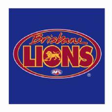 Brisbane Lions Face Washer