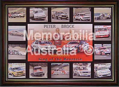 The Legend Peter Brock