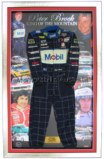 Peter Brock LE Mini Race Suit