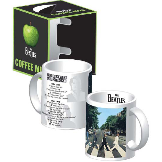 Beatles 10oz Mug