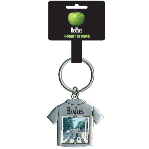 Beatles Key Ring