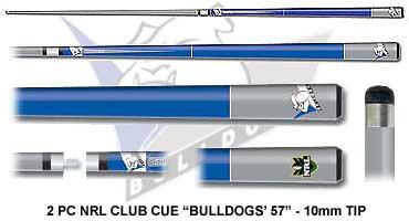 Canterbury Bulldogs Pool Cue