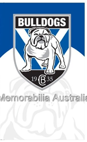 Canterbury Bulldogs NRL Greeting Card