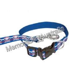 Western Bulldogs AFL Dog Collar