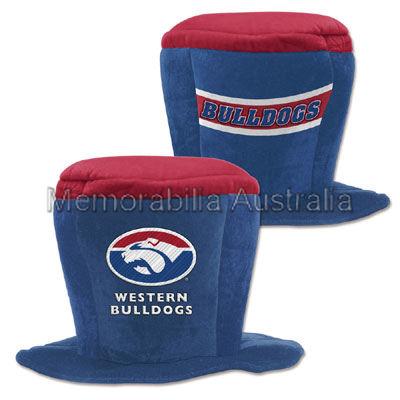 Western Bulldogs AFL Fun Hat