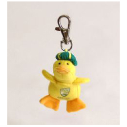 Cricket Duck Keyring