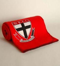 St. Kilda Saints Throw Rug