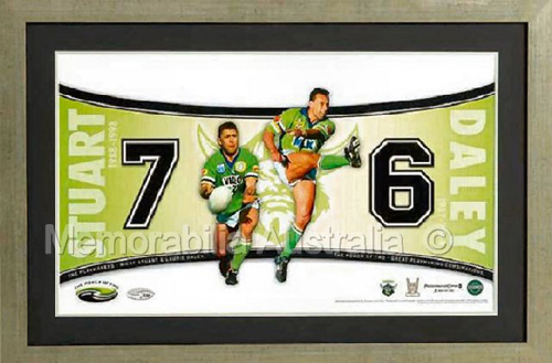The Power of Two - Ricky Stuart and Laurie Daley