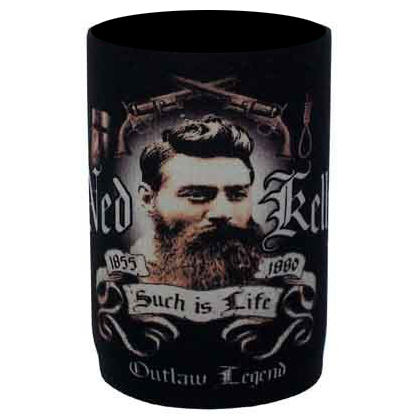 Ned Kelly Can Cooler - Such is Life