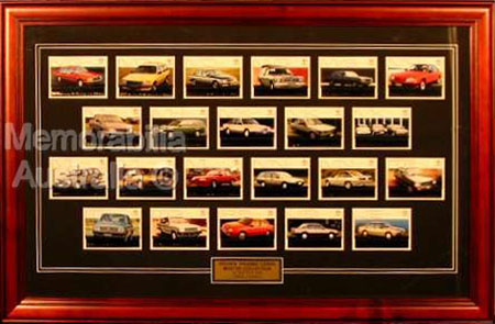 1980 Holden Master Card Collection