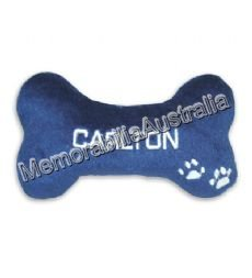 Carlton Blues  AFL Dog Chew Toy