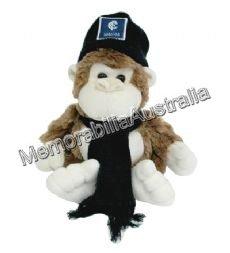 Carlton Blues  AFL 24cm Monkey