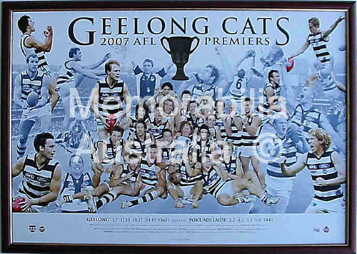 2007 Geelong Cats Premiership Montage