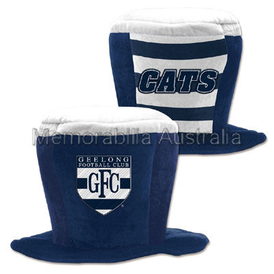 Geelong Cats AFL Fun Hat