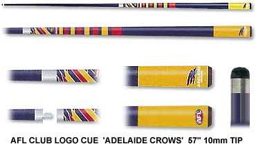 Adelaide Crows Pool Cue