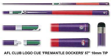 Fremantle Dockers Pool Cue