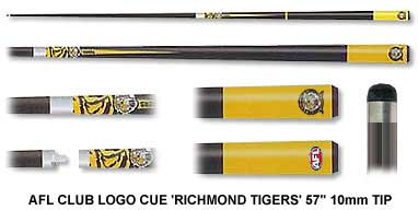 Richmond Tigers Pool Cue