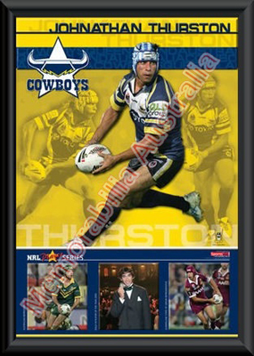Johnathon Thurston Framed Print