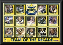 North Queensland Cowboys Team of the Decade
