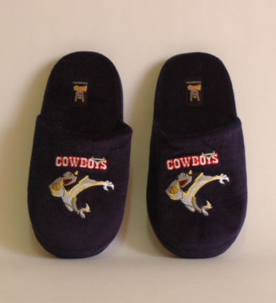North Queensland Cowboys Slippers - Large
