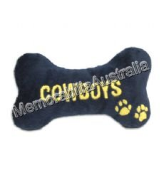 North Queensland Cowboys Dog Chew Toy
