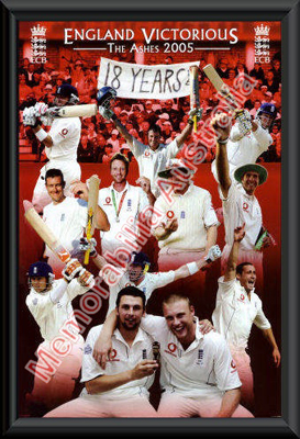 2005 England Ashes Victory