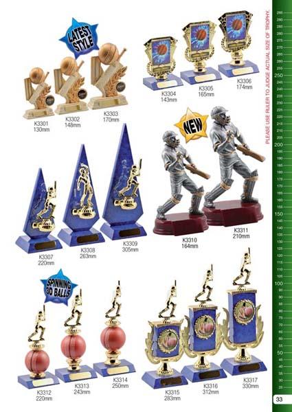 Cricket Trophies 2