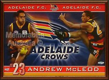 Andrew McLeod Framed Player Poster