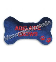 Adelaide Crows  AFL Dog Chew Toy
