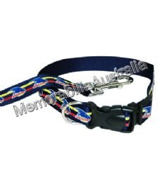 Adelaide Crows  AFL  Dog Collar